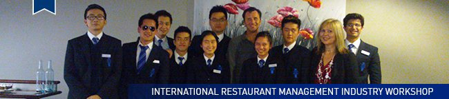 Restaurant Management workshop