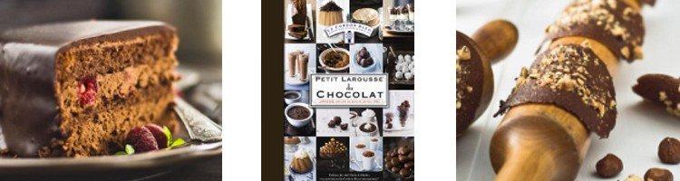 Le Cordon Bleu - Petit Larousse du Chocolat