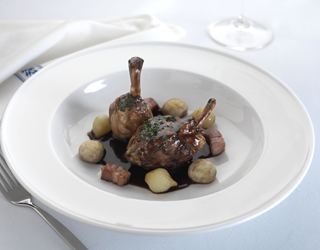 Recipe - Coq au vin