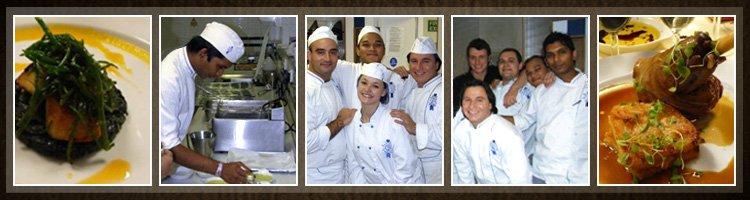 Le Cordon Bleu London Superior Cuisine Halloween Student Event