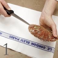 prepare scallops