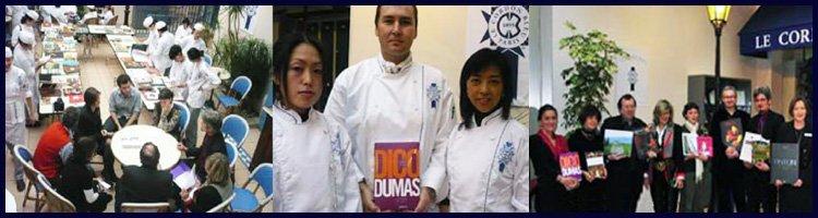 Le Cordon Bleu Students