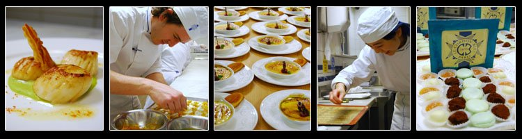 Le Cordon Bleu London Application to Classic Cycle for 2009 and 2010