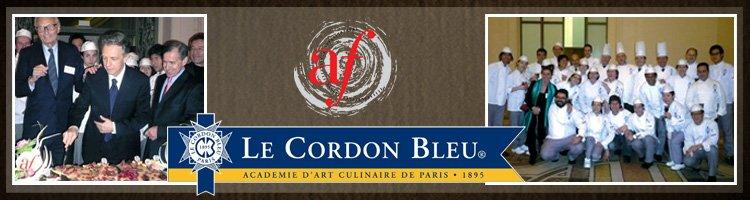 Le Cordon Bleu et l'Alliance Française