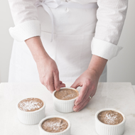 The best way to prepare soufflé dishes