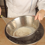 Learn how to make chantilly cream