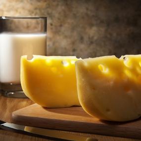 L'origine du fromage le lait