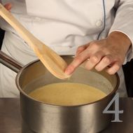 how to make a creme anglaise