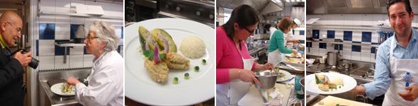 Atelier sur la cuisine turque l 39 cole le cordon bleu paris - Cours de cuisine cordon bleu ...
