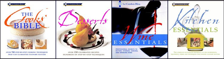 Le Cordon Bleu at the London Book Fair