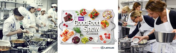 Le Cordon Bleu London at BBC Good Food Show Summer