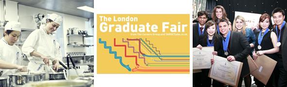 Le Cordon Bleu at The London Graduate Fair