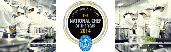 National Chef of the Year at Le Cordon Bleu London