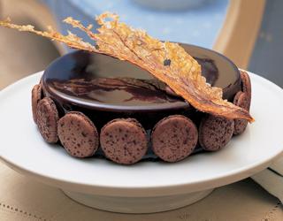 Recipe - Chocolate cake with kimchi