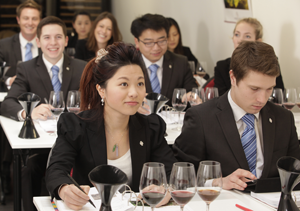 The Wine and Management program