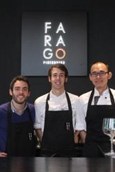 Pierre Dutaret, Inigo Ruiz Rituerto et Chia Hung