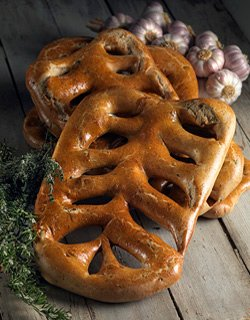 Recipe - Fougasse with the flavors of southern France