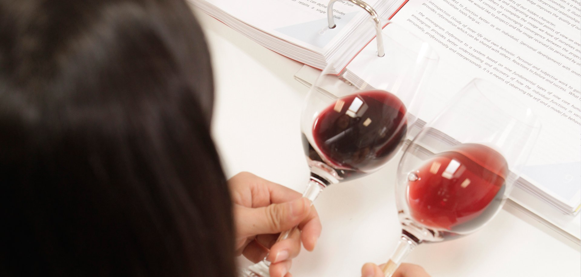 Diplomado de Vinos
