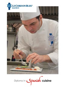 Diploma in Spanish Cuisine