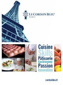 Cuisine and Pastry Diplomas