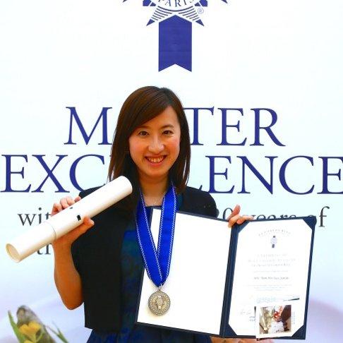 Sarah Yam Bakery Diploma 2015