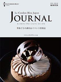 Le Cordon Bleu Japan - Journal 2016 Winter -