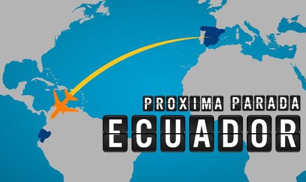 Visitamos Ecuador