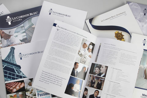 LCB Australia brochures