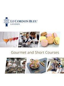 Gourmet and Short Courses - London