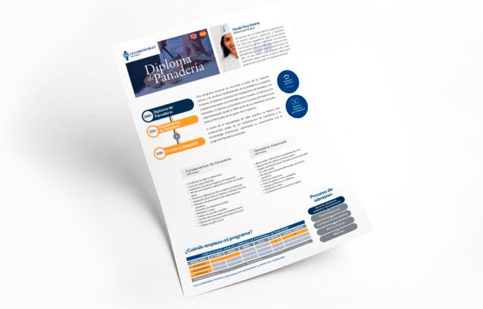 Diploma de Panadería información esencial