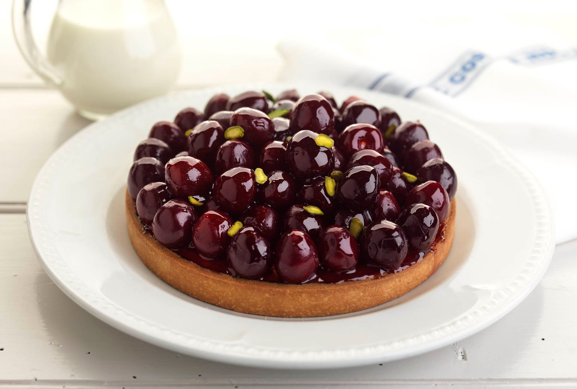 Cherry Tart Hero