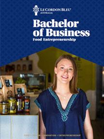 Bachelor of Business (Food Entrepreneurship) brochure