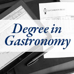 Degree in Gastronomy