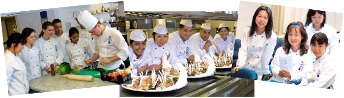 Be a Le Cordon Bleu student for a day