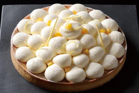 サブリナ菓子:タルト・シトロン