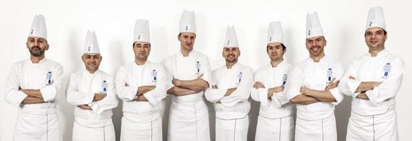 Cordon_Bleu_westin_palace_Cocineros