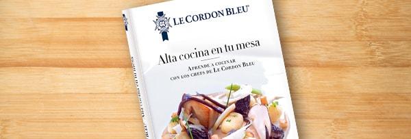 Libro Alta Cocina en tu mesa
