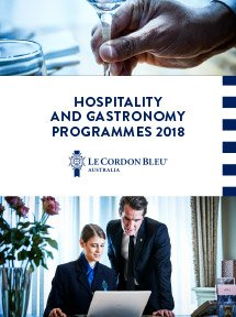 Australian Hospitality and Management Brochure 2018