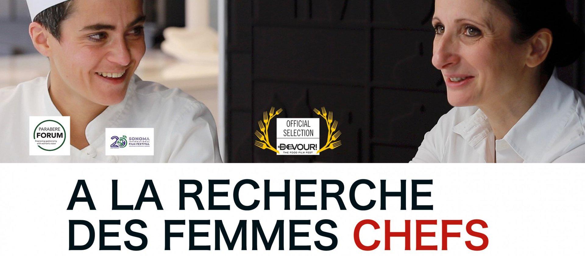 Film - A la recherche des femmes chefs