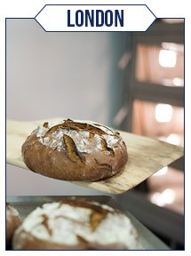 Diplôme de Boulangerie - London