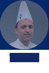 Cuisine Teaching Chef Laurent Sanchis