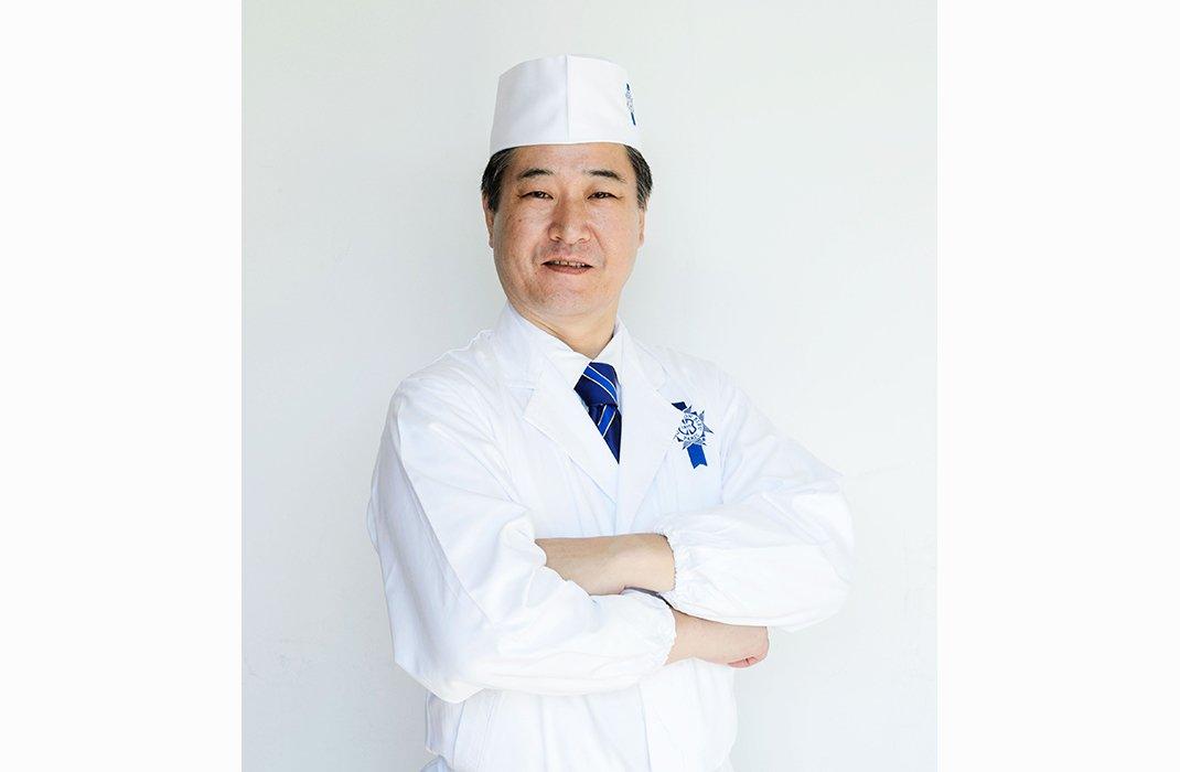 日本料理講座テクニカル・ディレクター 出来清明