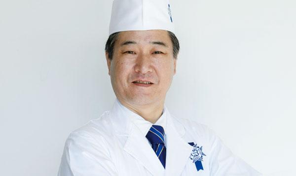 日本料理講座のシェフが決定!