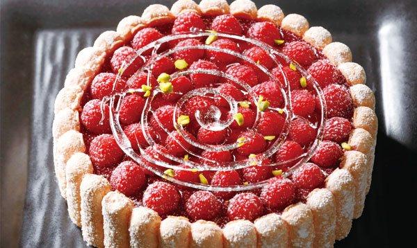 サブリナ菓子:フランボワジエ