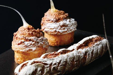 香り豊かなパンをサブリナで