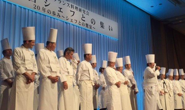 神戸のシェフが提供する、美味なるイベント