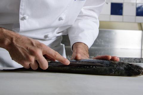 ワークショップ 料理:魚