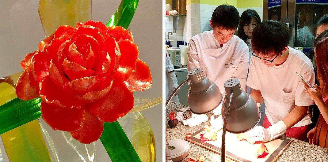 Pastry Master Class: Chef Masaki Okazaki