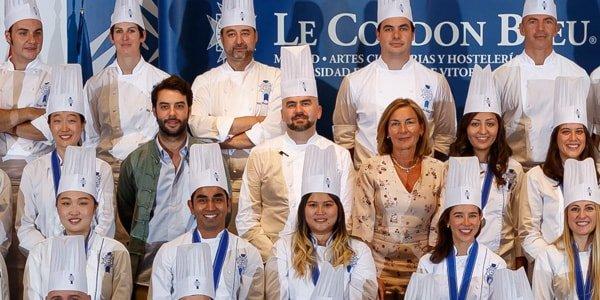 Nueva Promocion de Le Cordon Bleu Madrid