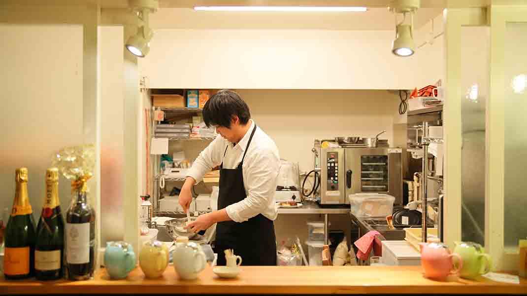インタビュー:神戸校卒業生 加藤 久和